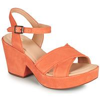 Sapatos Mulher Sandálias Clarks MARITSA70STRAP Coral