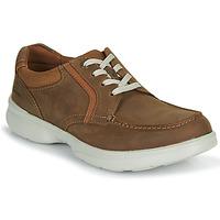 Sapatos Homem Sapatos Clarks BRADLEY VIBE Bege