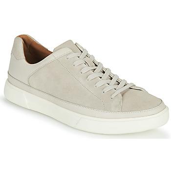 Sapatos Homem Sapatilhas Clarks UN COSTA TIE Branco