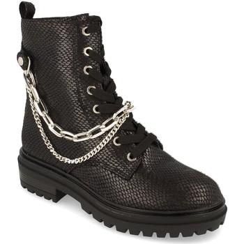 Sapatos Mulher Botas baixas Buonarotti 1CE-0491 Negro