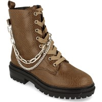 Sapatos Mulher Botas baixas Buonarotti 1CE-0491 Verde