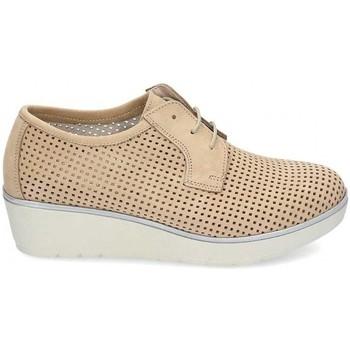 Sapatos Mulher Sapatos & Richelieu Kennebec 7001 P. CUADRADITO Castanho