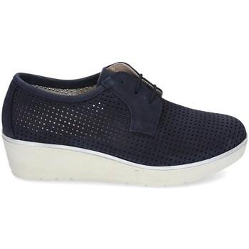Sapatos Mulher Sapatos & Richelieu Kennebec 7001 P. CUADRADITO Azul