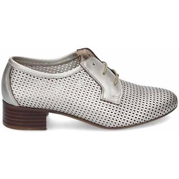 Sapatos Mulher Sapatos & Richelieu Kennebec 3937 P.OVALOS Prata
