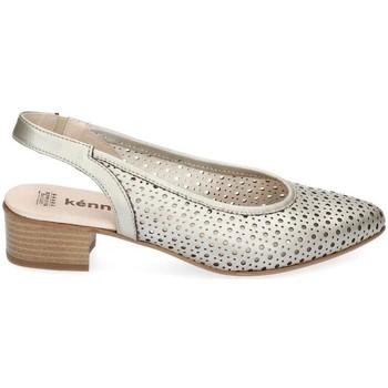 Sapatos Mulher Sandálias Kennebec 3970 PICADOS Bege