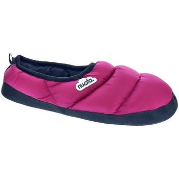 Sapatos Mulher Chinelos Nuvola Classic Fuchsia Rosa