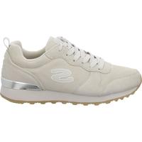 Sapatos Mulher Sapatilhas Skechers OG 85 Suede Eaze Cor bege