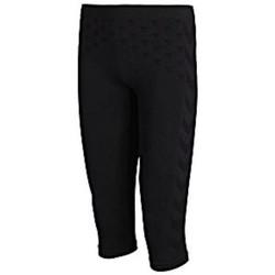 Textil Mulher Todos os fatos de treino Hummel Collant 3/4 femme  Active Bee noir