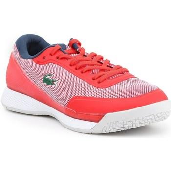 Sapatos Mulher Sapatilhas Lacoste LT Pro Vermelho