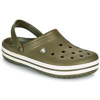 Sapatos Tamancos Crocs CROCBAND Cáqui