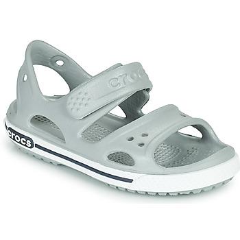 Sapatos Criança Sandálias Crocs CROCBAND II SANDAL PS Cinza