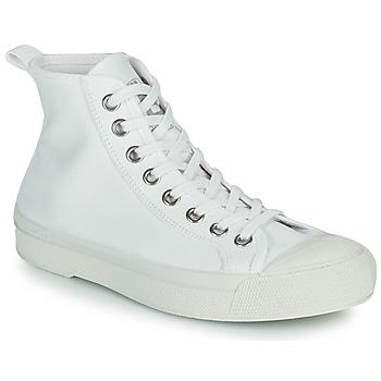 Sapatos Mulher Sapatilhas Bensimon B79 MID Branco