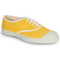 Sapatos Mulher Sapatilhas Bensimon VINTAGE Amarelo