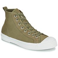 Sapatos Homem Sapatilhas Bensimon B79 MID Cáqui