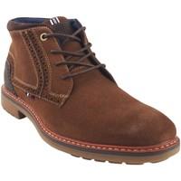 Sapatos Homem Botas baixas Bitesta 32173 couro Castanho