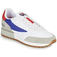 Sapatos Homem Sapatilhas Fila RETRONIQUE Branco / Azul / Vermelho