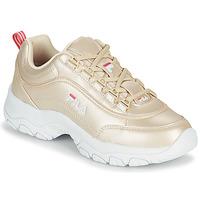 Sapatos Mulher Sapatilhas Fila STRADA F WMN Ouro