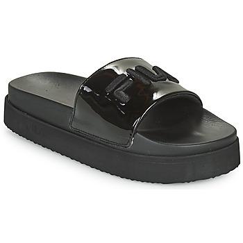 Sapatos Mulher chinelos Fila MORRO BAY ZEPPA F WMN Preto