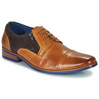 Sapatos Homem Sapatos Kdopa SNOOP Camel / Azul