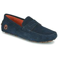 Sapatos Homem Mocassins Kdopa DAVE Azul