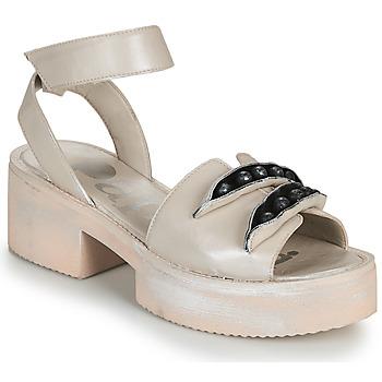 Sapatos Mulher Sandálias Papucei AMON Bege