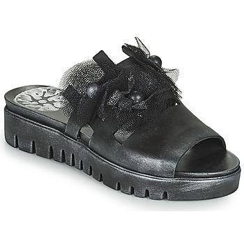 Sapatos Mulher Chinelos Papucei ARO Preto