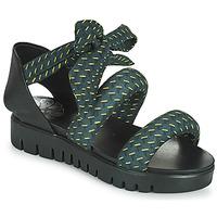 Sapatos Mulher Sandálias Papucei LILLA Azul / Preto