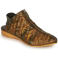 Sapatos Mulher Sandálias Papucei LARISA Preto / Ouro