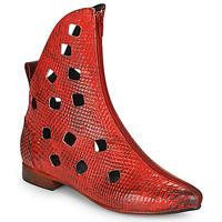 Sapatos Mulher Botas baixas Papucei SAKURA Vermelho