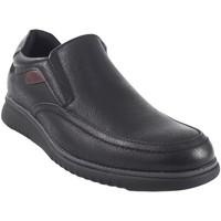 Sapatos Homem Mocassins Bitesta Sapato   32394 preto Preto