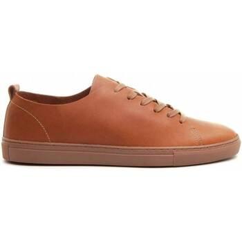 Sapatos Homem Sapatilhas Keelan 68472 LEATHER