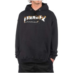 Textil Homem Sweats Thrasher BURNER-BLK Preto