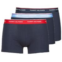 Roupa de interior Homem Boxer Tommy Hilfiger TRUNK X3 Marinho
