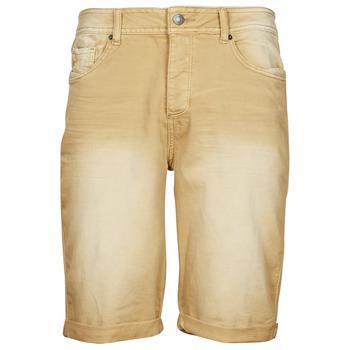 Textil Homem Shorts / Bermudas Deeluxe BART Bege