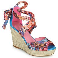 Sapatos Mulher Sandálias Moony Mood EFIRNIL Rosa