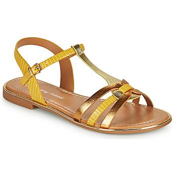 Sapatos Mulher Sandálias Moony Mood OSOM Amarelo