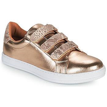 Sapatos Mulher Sapatilhas Moony Mood OCHIC Dourado