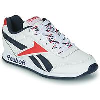 Sapatos Criança Sapatilhas Reebok Classic REEBOK ROYAL CLJOG 2 Branco / Marinho / Vermelho