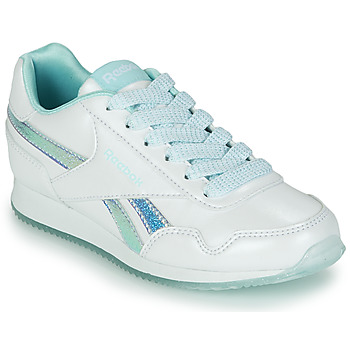 Sapatos Rapariga Sapatilhas Reebok Classic REEBOK ROYAL CLJOG 3.0 Branco / Azul