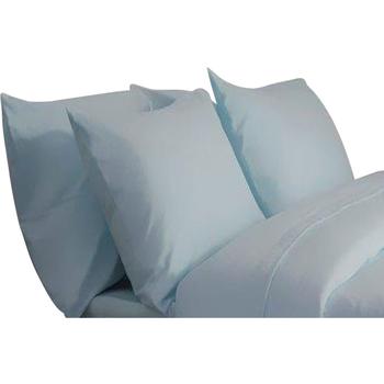 Casa Fronha de almofada  Belledorm BM306 Azul
