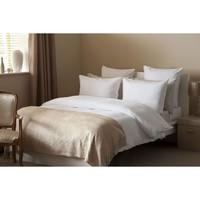 Casa Conjunto de roupa de cama Belledorm Single Branco