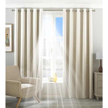 Casa Cortinados Riva Home Taille 3: 168 x 137cm Marfim
