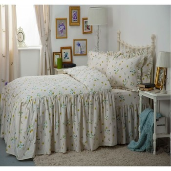 Casa Conjunto de roupa de cama Belledorm Single BM235 Marfim