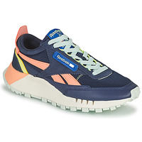 Sapatos Mulher Sapatilhas Reebok Classic CL LEGACY Azul / Bege