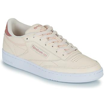 Sapatos Mulher Sapatilhas Reebok Classic CLUB C 85 Rosa