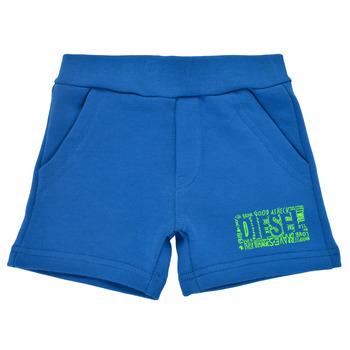 Textil Rapaz Shorts / Bermudas Diesel POSTYB Azul