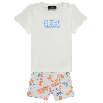 Textil Rapaz Conjunto Diesel SILLIN Multicolor