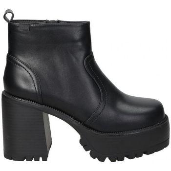 Sapatos Mulher Botins Emmshu BOTINES  BRAT MODA JOVEN BLACK Noir