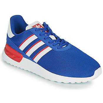 Sapatos Criança Sapatilhas adidas Originals LA TRAINER LITE J Azul / Branco