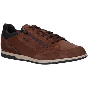 Sapatos Homem Multi-desportos Geox U044GA 022ME U RENAN Marr?n